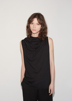 Lost & Found Sleeveless Cowl Blouse