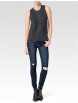 Paige Guinevere Sweater - Charcoal