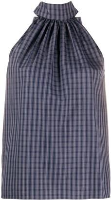 Jejia Uma pussy-bow top