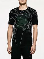 Calvin Klein Platinum Bold Geometric T-Shirt