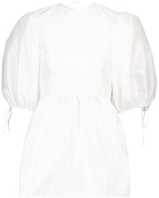 Cecilie Bahnsen Lulu faille blouse