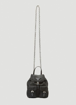 Prada Mini Backpack Shoulder Bag
