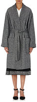 Alexander Wang Women's Belted Robe Coat-GREY