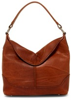 Frye Cara Leather Hobo Bag