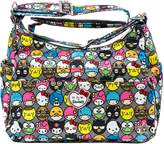 Ju-Ju-Be Hello Kitty Collection HoboBe Purse Diaper Bag, Hello Friends