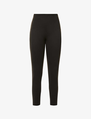 Spanx Active Booty Boost 7/8 stretch-jersey leggings
