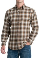 Wolverine Hammond Flannel Shirt - Long Sleeve (For Men)