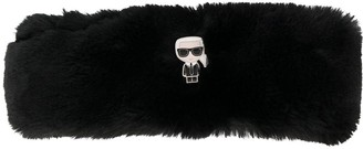 Karl Lagerfeld Paris K/Ikonik headband