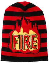 Moncler Fire knitted beanie hat