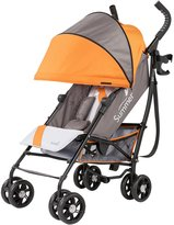 Summer Infant 3D One Convenience Stroller - Solar Orange