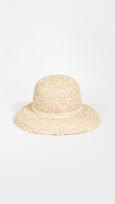 LACK OF COLOR Bloom Raffia Hat