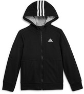 adidas Boys' French Terry Jacket - Little Kid