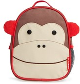 Skip Hop Toddler 'Zoo' Safety Harness Backpack - Brown