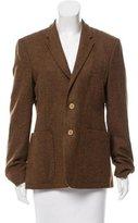 Acne Studios Structured Wool Blazer