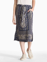 Lucky Brand Window Tile Skirt