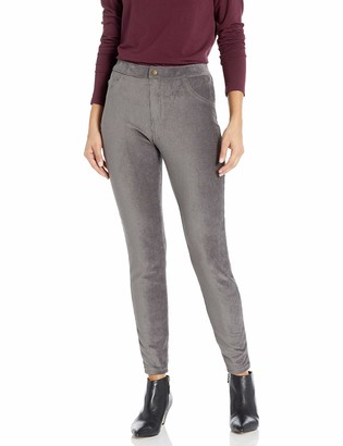Hue Women's Plus Corduroy Leggings