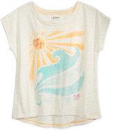 Roxy Graphic T-Shirt, Little Girls (2-6X)