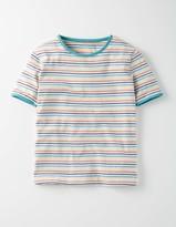Boden Retro Stripe T-shirt