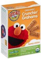 Earth's Best Sesame Street Crunchin' Grahams