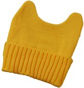Surker Korean Womens Cat-Ears Knitted Hat CL01998N
