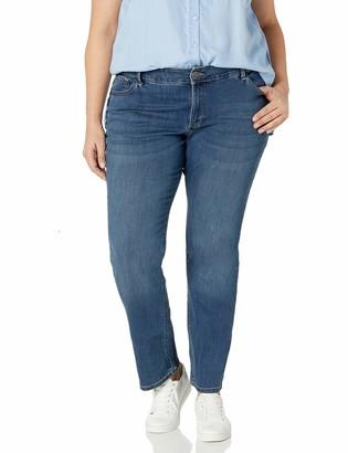 Lee Women's Plus-Size Straight Leg Jean