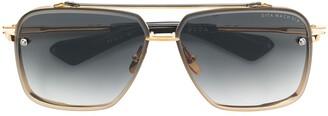 Dita Eyewear Oversized Geometric Sunglasses