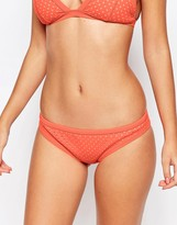 Seafolly Scuba Hipster Bikini Bottoms
