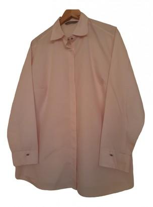 Eterna Pink Cotton Tops