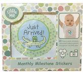 Little Me Baby Monthly Milestone Stickers Set