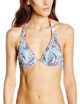 Esprit Women's Miami Beach Flexiwire Wired Paisley Bikini Top