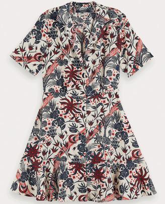 Scotch & Soda Summer Shirt Dress - X Small