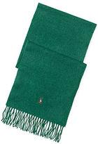 Ralph Lauren Virgin Wool Scarf