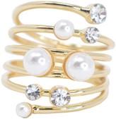 Violet & Brooks Mackenzie Crystal Cluster Ring