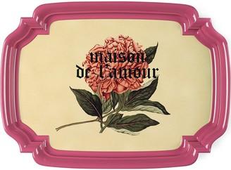 Gucci Maison de L'Amour tray (51.5cm)