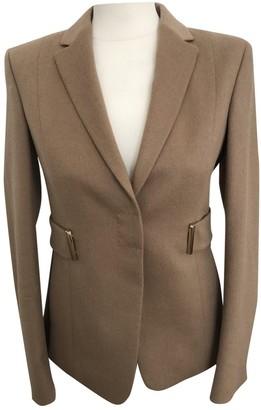 Gucci Beige Fur Jacket for Women
