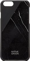 Native Union CLIC Marble iPhone® 6 Case-BLACK