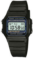 Casio Illuminator Watch Black