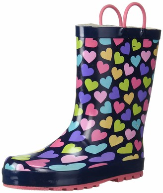 Western Chief Boy's Waterproof Printed Rain Boot