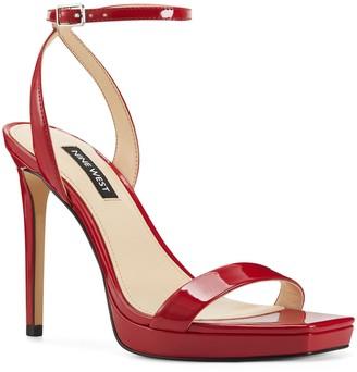 Nine West Zadie Women's Platform High Heel Sandals