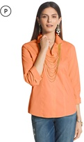 Chico's Cotton Celisa Shirt