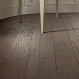 Hudson Shaw Floors Augusta Random Width Engineered Hickory Hardwood Flooring in Goodmen