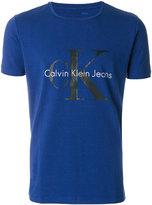 Calvin Klein Jeans logo print T-shirt