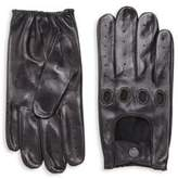 Saks Fifth Avenue COLLECTION Leather Driving Glove