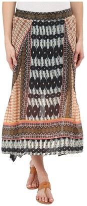 Dylan by True Grit Women's Malta Boho Skirt