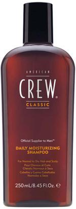 American Crew Daily Moisturising Shampoo (250ml)