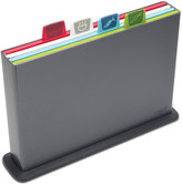Joseph Joseph Index Chopping Board - Graphite - Large