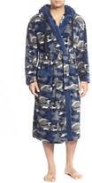 Majestic International Camo Fleece Robe