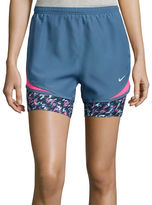 Nike 2-In-1 Dri-FIT Tempo Running Shorts