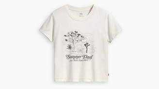Levi's Graphic Surf Tee Shirt