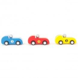 Le Toy Van Pull back racers